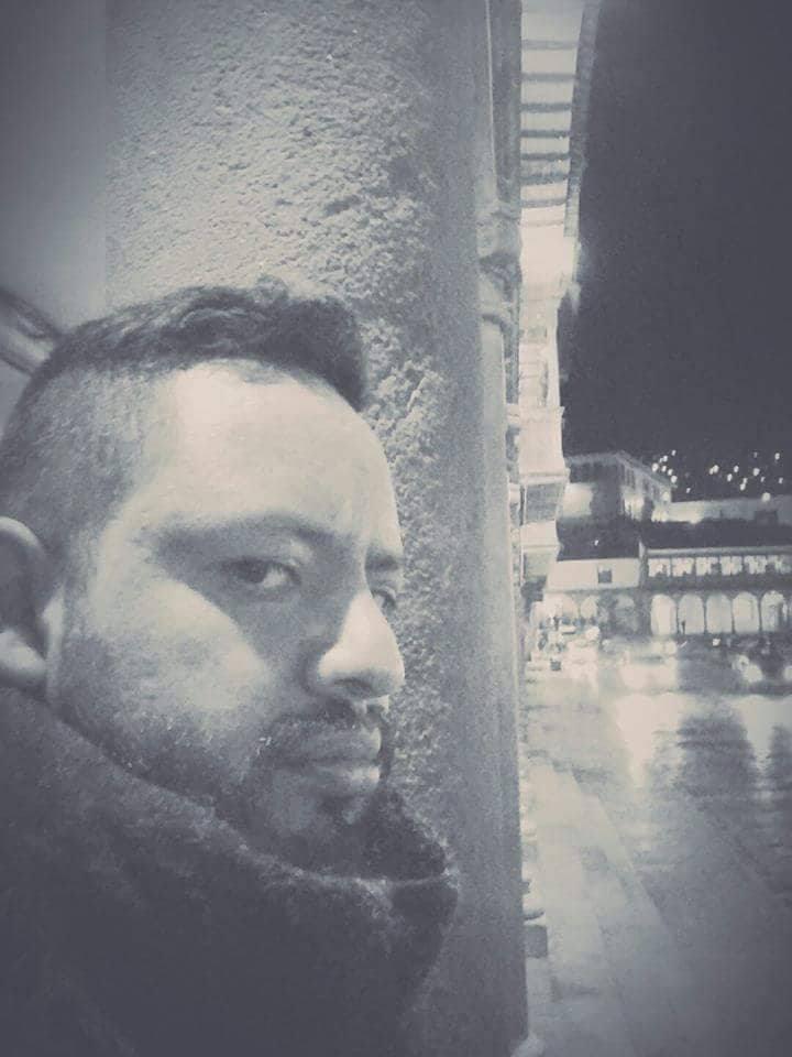 Perú. Poesía. Martín Zúñiga. Tres poemas.