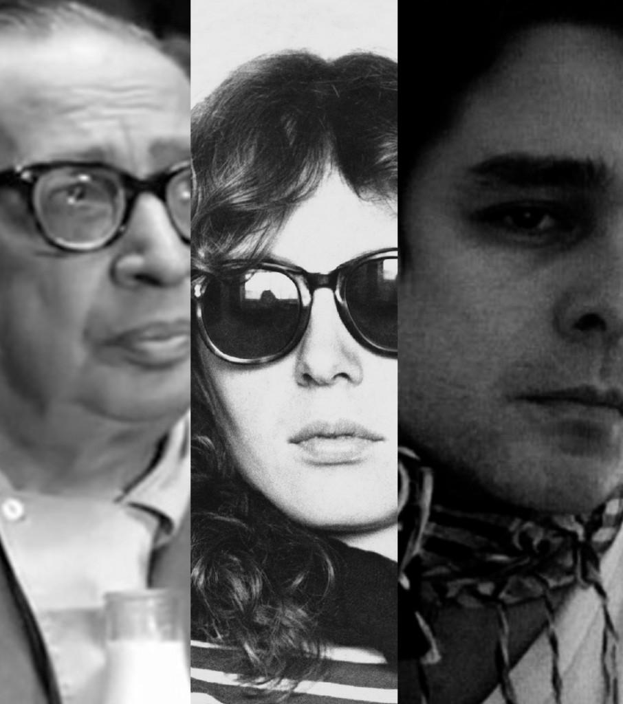 tres poetas brasileiros pedro lagos